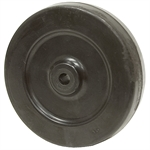 4x15/16 Hard Rubber Wheel