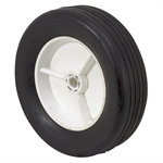 "7-3/4"" x 2-3/16"" Solid Rubber Wheel"