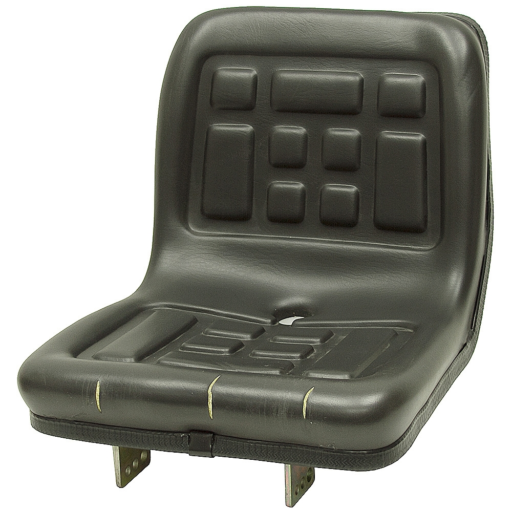Compact Tractor Seats : Compact tractor seat w flip brkt damaged bargain