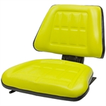 508 Yellow Universal Seat w/Slide Black Talon 508000YE