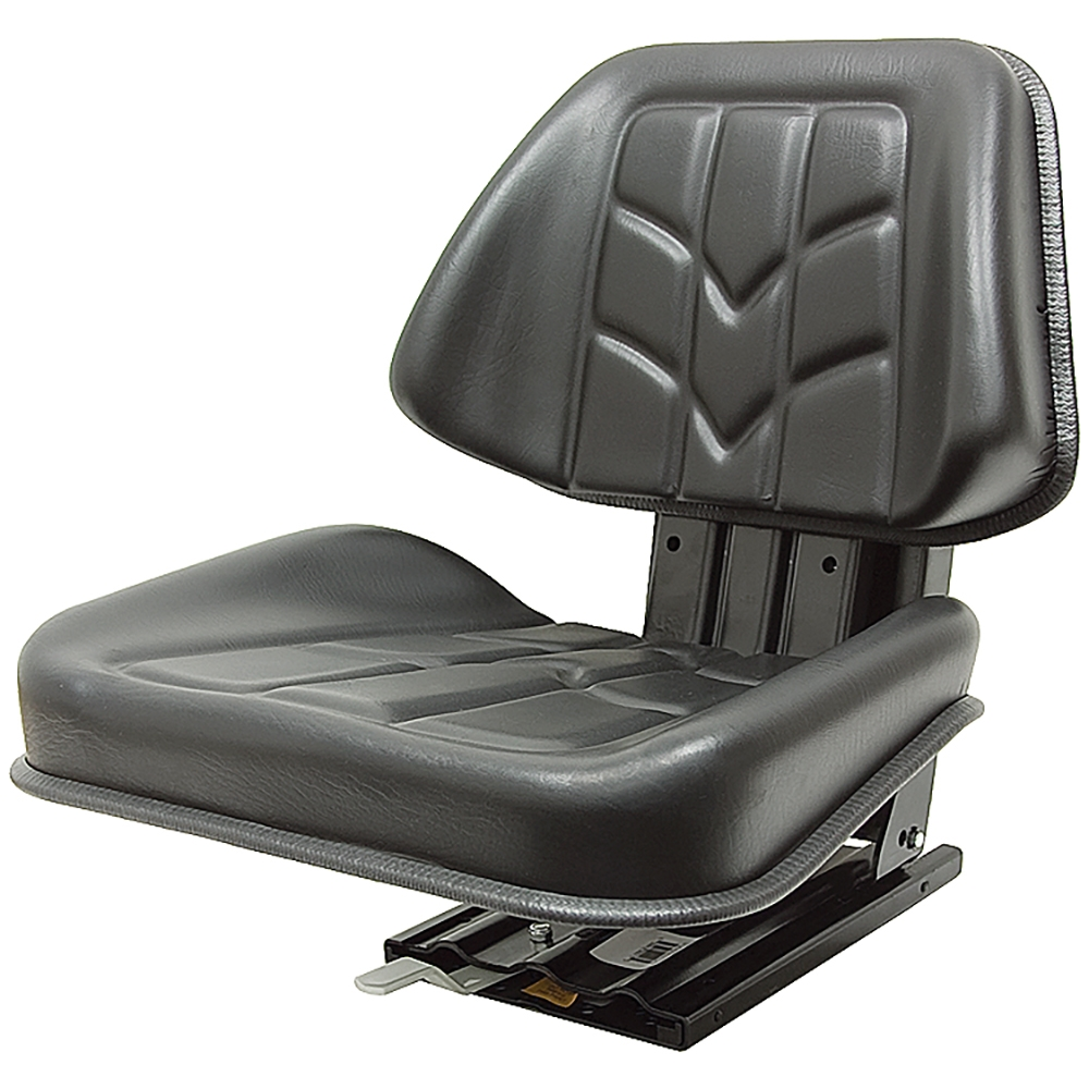 Tractor Seat Two : Universal tractor seat with adj suspension