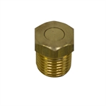 "1/4"" NPT Brass Gear Box Reducer Breather Vent"
