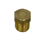 "1/4"" NPT Brass Gear Box Reducer Breather Vent WWE HDRBPBRASSALL"