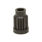 "1"" Round Grip-Ring Caster Socket For 7/16 Stem"