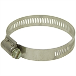 "1-9/16"" to 2-1/2"" #32 Hose Clamp 1/2"" Wide Breeze Model 32"