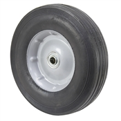 "10"" x 2-3/8"" Semi-Pneumatic Wheel Assembly"