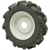 "18"" Lug Tire Assembly Right 4.00-10 - Alternate 1"