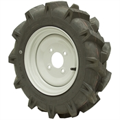 "18"" Lug Tire Assembly Right 4.00-10"
