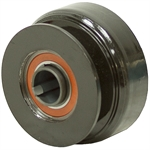 1.0 Bore 3.7 OD 2300 RPM Pulley Centrifugal Clutch
