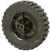 7-3/4x2 Rubber Tire On Plastic Wheel - Alternate 1