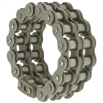 40 Pitch 16 Tooth Coupler Chain 4016-2RC