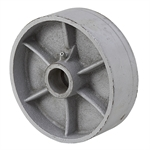 6x2 Ductile Steel Wheel