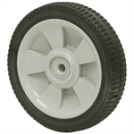 8x1-3/4 Bar Tread Wheel 1/2 Bore