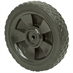 8x1-3/4 Diamond Tread Wheel 3/8 Bore