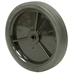 10x1.75 Ribbed Tread Wheel 1/2 Bore