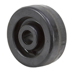 "5"" x 2"" Phenolic Caster without Bearing"