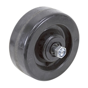 5x2 Caster Wheel w/Bearing Sleeve & Bolt