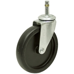 5x15/16 Colson Grip Ring Swivel Caster