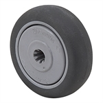 "3"" x 15/16"" Rhombus Polyurethane Wheel 34C075VE"
