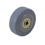 50mm x 20mm Rhombus Wheel w/Ball Bearing