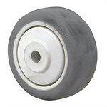 "3"" x 1-1/4"" Faultless Thermoplastic Rubber Wheel 42904"