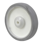 "6"" x 1-1/4"" Faultless Thermoplastic Rubber Wheel 42930"