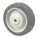 "4"" x 1-1/4"" Faultless Thermoplastic Rubber Wheel 42906"