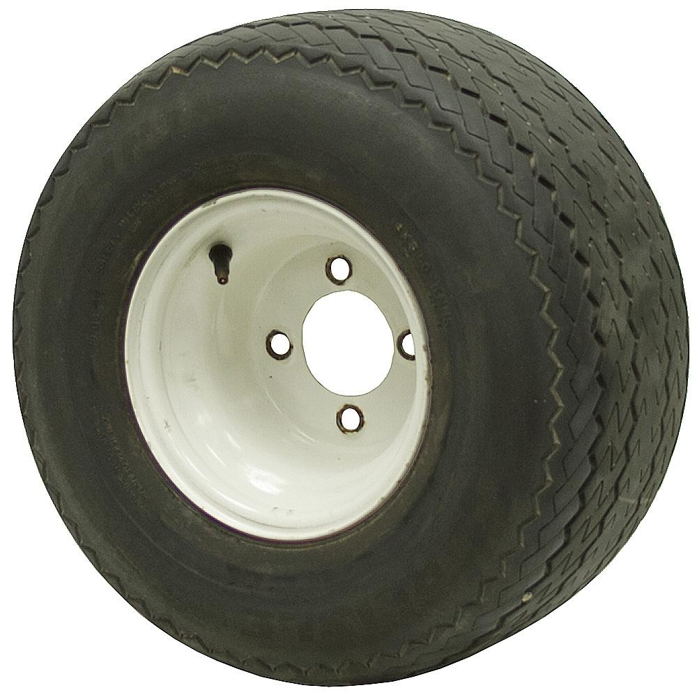 18x8 50 8 Carlisle Links Golf Cart Wheel Tire Assy Pneumatic