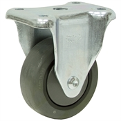 3-1/2x1-1/4 Faultless Rigid Plate Caster