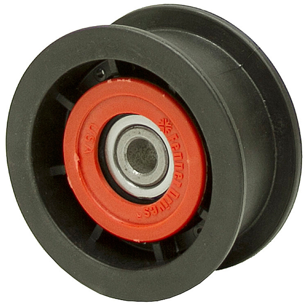 Idler Pulley : Quot composite idler pulley pulleys
