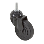 "3"" x 13/16"" Shepherd Swivel Threaded Stem Caster 104288"