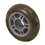 "3"" x 15/16"" Shepherd Rubber Wheel 10027"