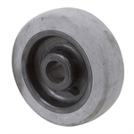 "6"" x 2"" Jarvis Thermoplastic Rubber Wheel 6-220GF"