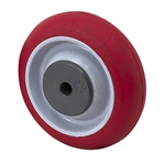 "4"" x 1-1/4"" Jarvis Hi-Temp Thermoplastic Rubber Wheel 42137H0"