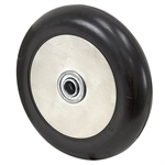 "6"" x 1-1/4"" Jarvis Soft Rubber Wheel 6-500F"