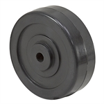 "3"" x 1"" Hard Rubber Wheel"