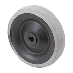 "6"" x 1-3/8"" Faultless Thermoplastic Rubber Wheel 44072"