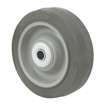 "4"" x 1-1/4"" Albion Thermoplastic Rubber Wheel IS040510670A"