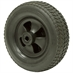 10x3.25 Black Hub Wheel - Alternate 1