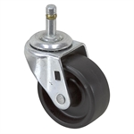 "3"" x 1-1/4"" Faultless Swivel Grip Ring Caster"