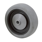 "4"" x 1-1/4"" Faultless Thermoplastic Rubber Wheel 42968"