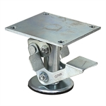 "6"" ALBION FLOOR LOCK FOR 4"" WHEELS 12LF0480"