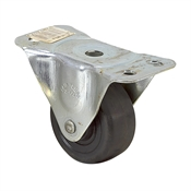 "2-1/2"" x 1-1/8"" Faultless Rigid Caster"