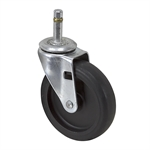 "4"" x 1"" Faultless Swivel Grip Ring Caster 30215"
