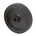 "4"" x 7/8"" Thermoplastic Rubber Wheel P80208"