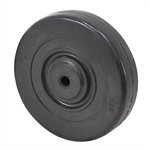 "4"" x 15/16"" Rubber Wheel P80127"