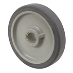 "8"" x 1-1/2"" Jarvis Thermoplastic Rubber Wheel"