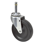 "4"" x 15/16"" Shepherd Swivel Grip Ring Caster 102044M"