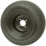 20x8.00-10 4 BOLT WANDA P332 WHEEL TURF TIRE ASSEMBLY