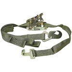 10 Foot US Military Ratchet Tiedown Strap